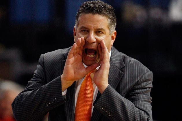 Auburn Relying Heavily on Transfers Mason, Bowers