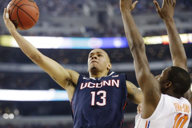 Jalen Adams, 6-2 Guard, Following Shabazz's Path to UConn