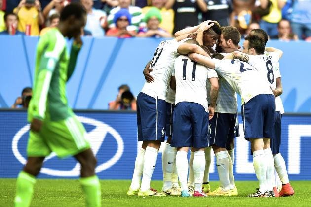 World Cup Daily Digest: Stuttering European Giants Barely Hold Off African Push