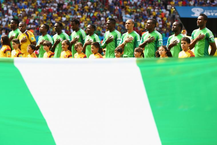 Nigeria Remain Outside Africa's World Cup Elite After Exit to France