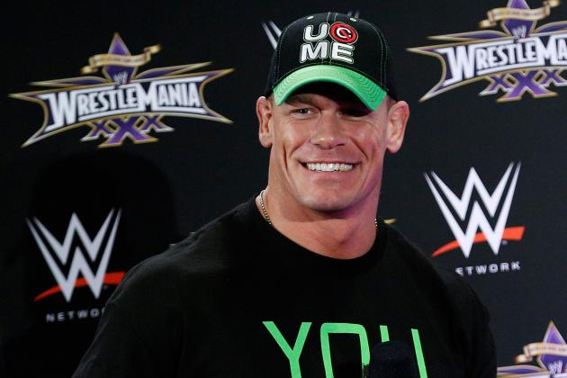 John Cena to Defend World Heavyweight Title in Fatal 4-Way at Battleground PPV