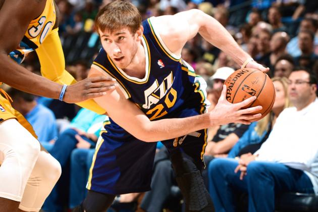 Are Utah Jazz Making Right Call by Reportedly Keeping Gordon Hayward?