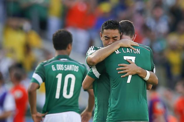 Why the World Cup Round of 16 Continues to Be Mexico's Downfall