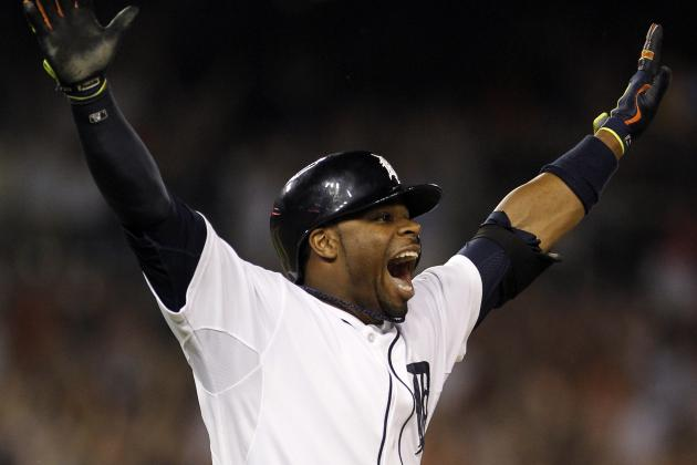 Video: Rajai Davis' Walk-off Grand Slam