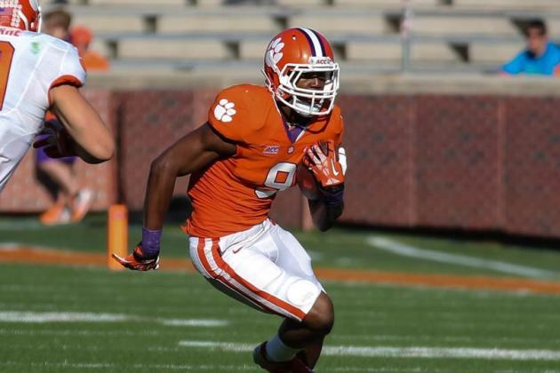 Clemson Football: Why Wayne Gallman Will Be Tigers' X-Factor in 2014