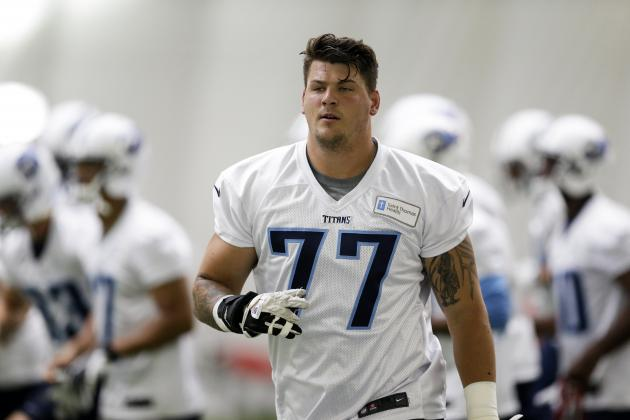 Titans, Lewan Likely Fighting over Roster Bonuses