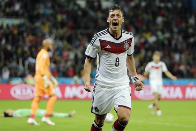Germany vs. Algeria: Highlights and Analysis from World Cup Thriller