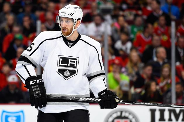 Kings Re-Sign Jeff Schultz to 2-Year Deal