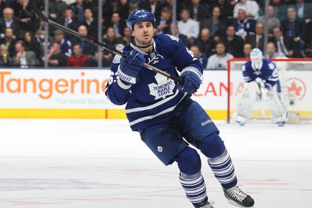 Report: Bolland Hasn't Ruled out Return to Leafs