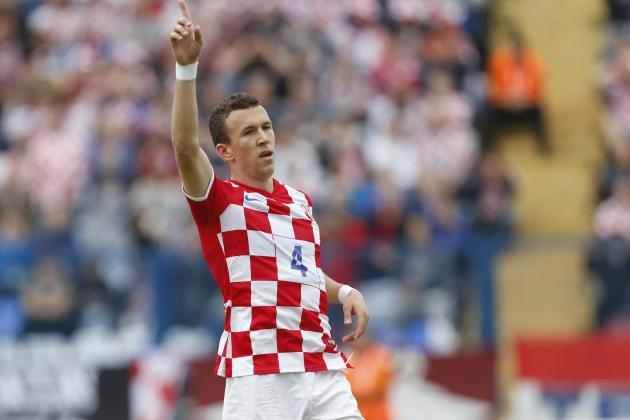 Everton Target Ivan Perisic Could Make a Big Impact in England