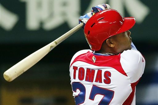 How Hyped Defector Yasmani Tomas Compares to Recent Cuban Phenoms