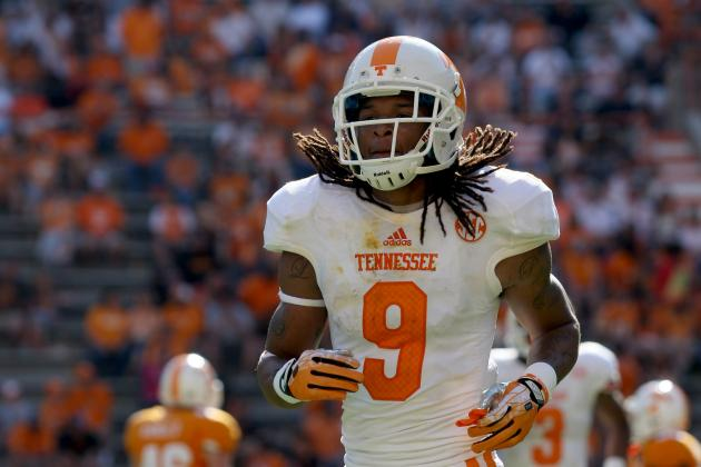 Tennessee Football: Why Von Pearson Will Be Vols' X-Factor in 2014
