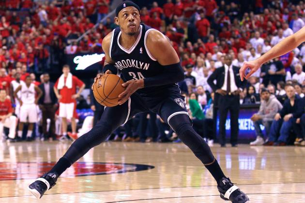 Report: Clippers Believe They Have 'Real Chance' of Signing Paul Pierce