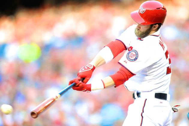 Healthy Bryce Harper Shows How He Can Boost Nationals Lineup to New Level