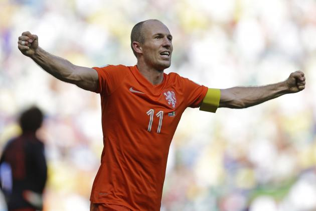 Brendan Rodgers Tried to Sign Arjen Robben at Liverpool, Reveals Jamie Carragher