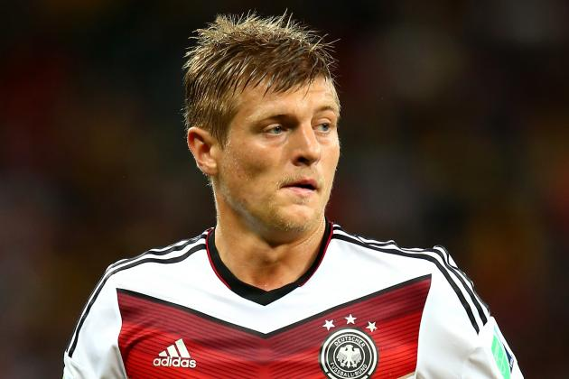 Manchester United Transfer News: Toni Kroos Failure Rued by Paul Scholes