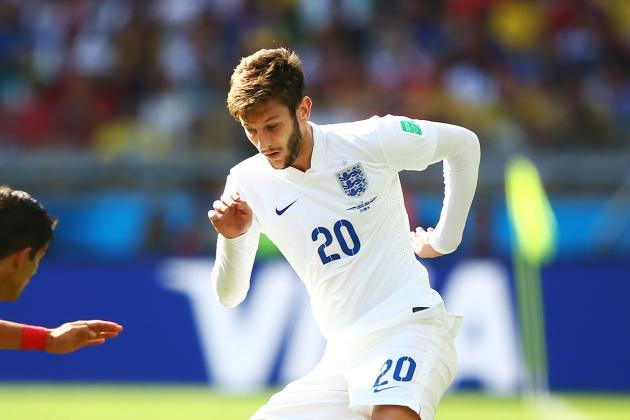 Liverpool Set to Finalise Adam Lallana Deal Today