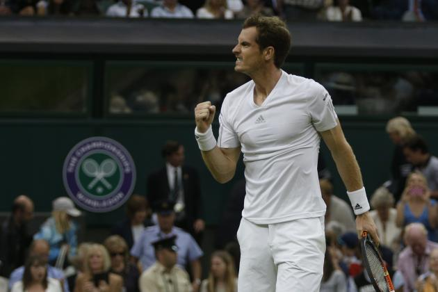 Andy Murray's Focus Will Be Key to Avoiding Letdown in Wimbledon Quarterfinals