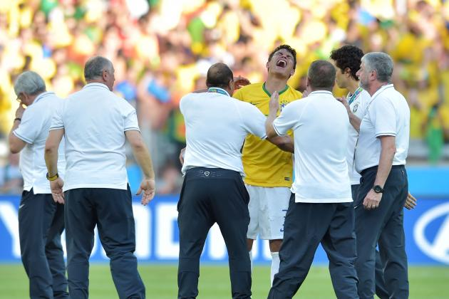 Brazil Players Must Share World Cup Title Responsibility in Colombia Clash