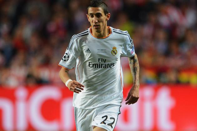 Arsenal Transfer News: Angel Di Maria Boost, Latest on Lorenzo Insigne