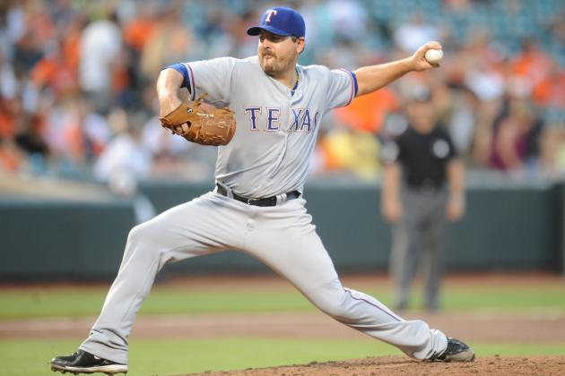 Saunders' Performance Evokes Memories of Nolan Ryan — Not in a Good Way