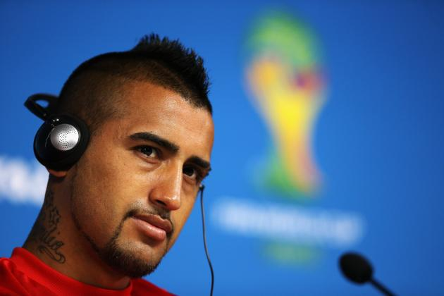 Manchester United Transfer News: Latest on Arturo Vidal, Thomas Vermaelen, More