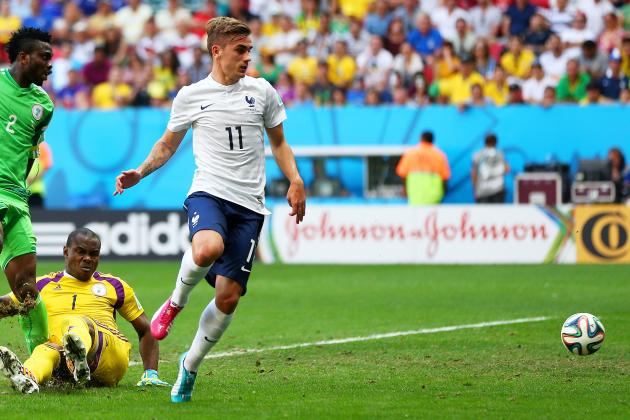 Antoine Griezmann Should Continue His Role as Super-Sub Against Germany