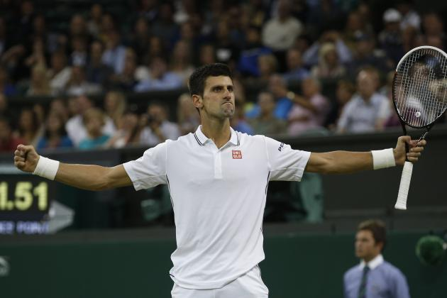 Wimbledon 2014: Day 9 Schedule, Matchups Predictions for London Bracket