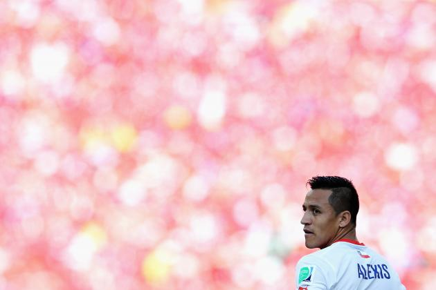 Liverpool Transfer News: Alexis Sanchez Price Named, Latest on Marcos Rojo