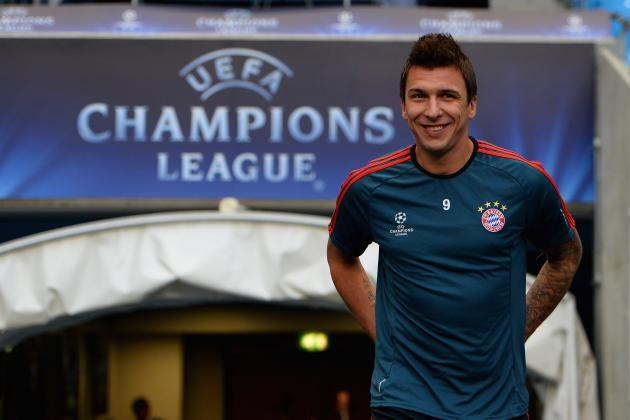 Would Mario Mandzukic Be Better Off at Chelsea or Arsenal Next Season?