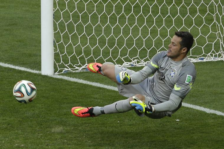 Julio Cesar's Resurrection Can Lift Brazil to the World Cup