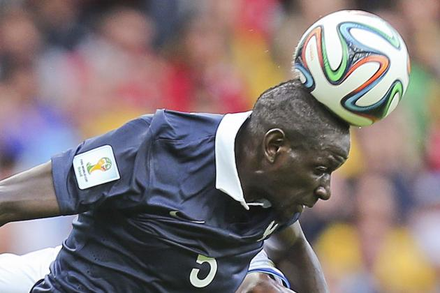 Hard-Fought Win vs. Nigeria Emphasises Mamadou Sakho's Key Role for France