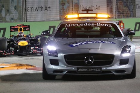 Standing Starts After Safety Car Periods Are a Terrible Idea for Formula 1