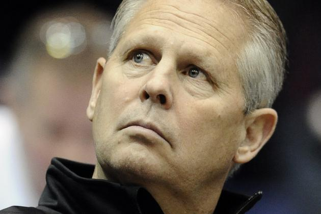 Plenty of Options on Danny Ainge's Table