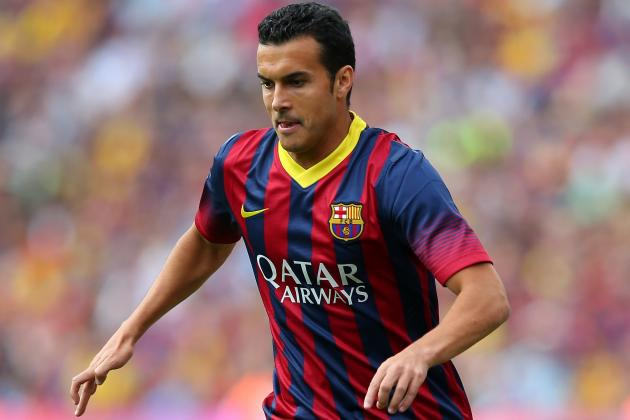 Barcelona Transfer News: Pedro Exit Ruled Out, Alexis Sanchez Offers Confirmed