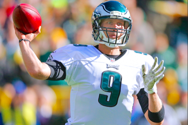 Is Nick Foles Already a Top-10 Quarterback?
