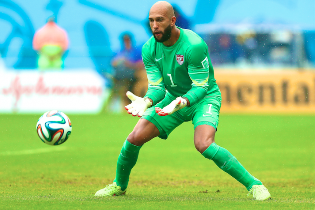 For US Soccer to Knock out Belgium in World Cup, Tim Howard Has to Be Perfect