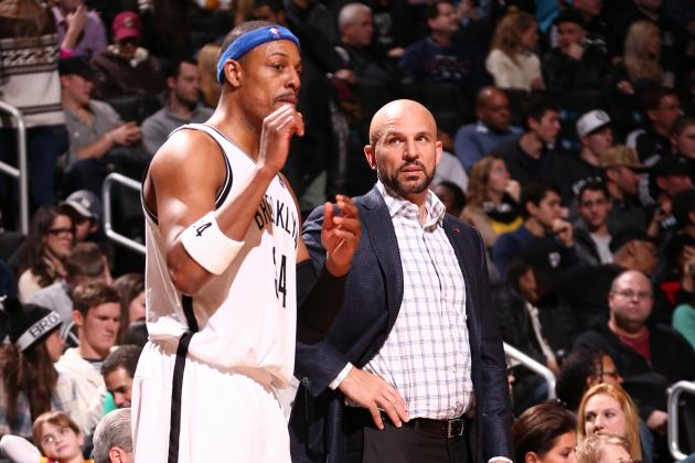 Jason Kidd Joining Bucks Puts Brooklyn Nets' Title Hopes on Life Support
