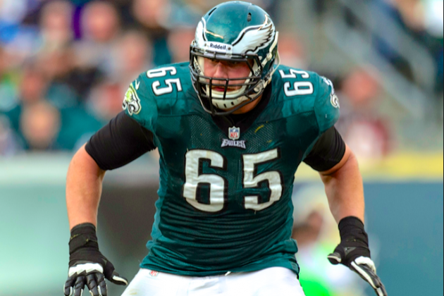Lane Johnson Suspended 4 Games for Positive PED Test