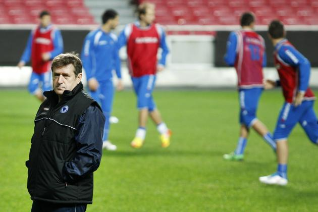Safet Susic Waits for Contract Extension but Time Is Right for a Change