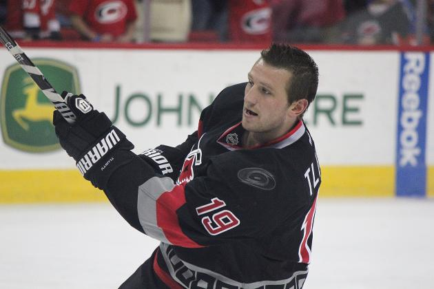 Carolina Hurricanes: Live Updates on 'Canes Free-Agency Rumors, Moves