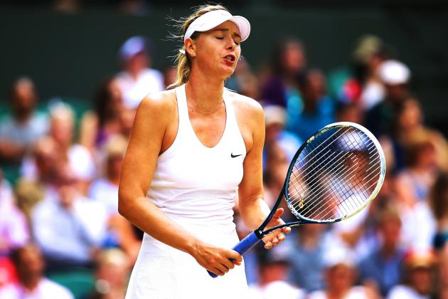 Maria Sharapova vs. Angelique Kerber: Score and Recap from 2014 Wimbledon