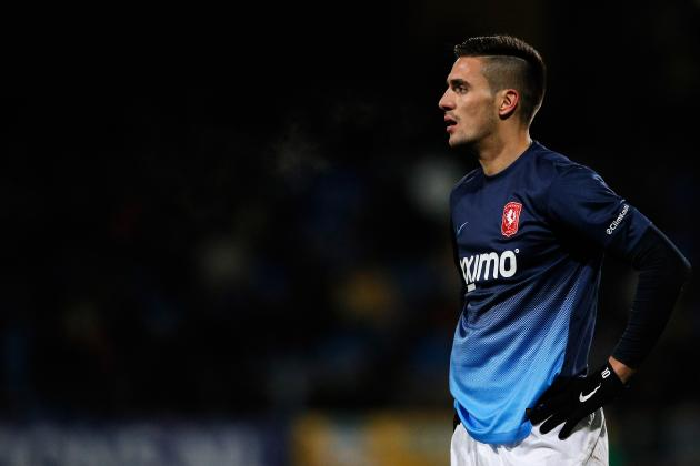Southampton Set to Name FC Twente's Dusan Tadic as Lallana Replacement