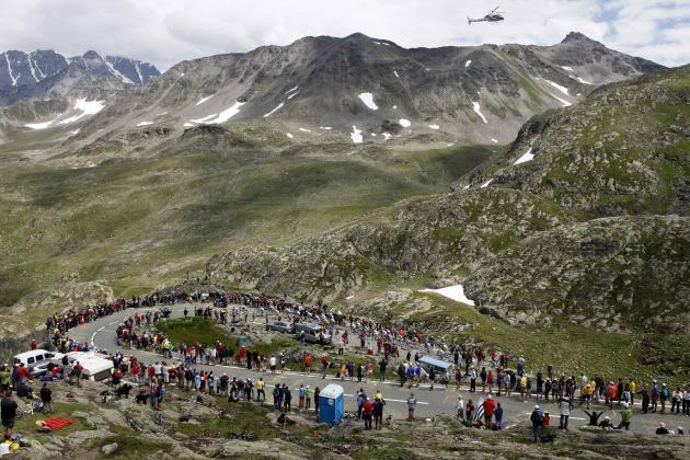 Tour de France 2014: Race Dates, Route Info and Stage-by-Stage Preview