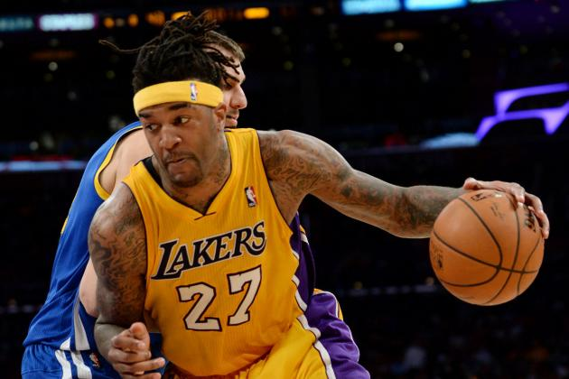 Celtics Express Interest in Jordan Hill