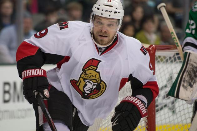 Report: Milan Michalek Signs 3-Yr/$12M Extension