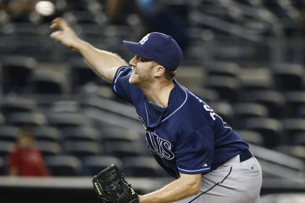 Rays Set MLB Record for Most Team Strikeouts in 1 Calendar Month