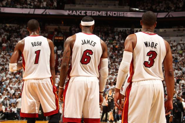 There Is Only One Option for Dwyane Wade and Chris Bosh in Miami