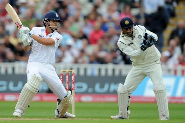 MS Dhoni and Alastair Cook: Comparing Their Test Captaincy Styles and Record
