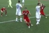 Blerim Dzemaili's Double Miss Is Heartbreaking